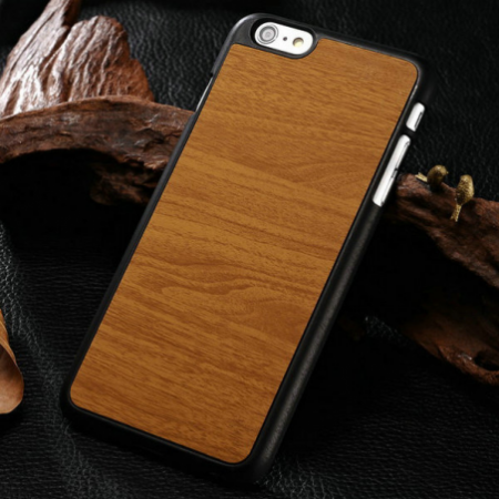 "IPhone 6 Plus ""Wooden"" telefono dėklas"