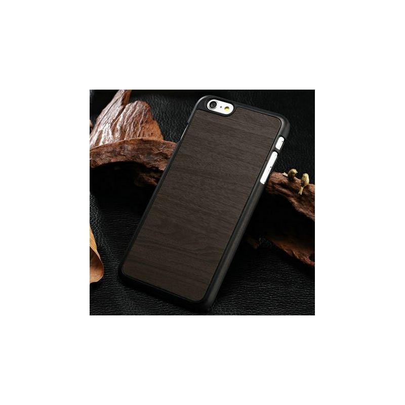 "IPhone 6 Plus ""Dark wooden"" telefono dėklas"