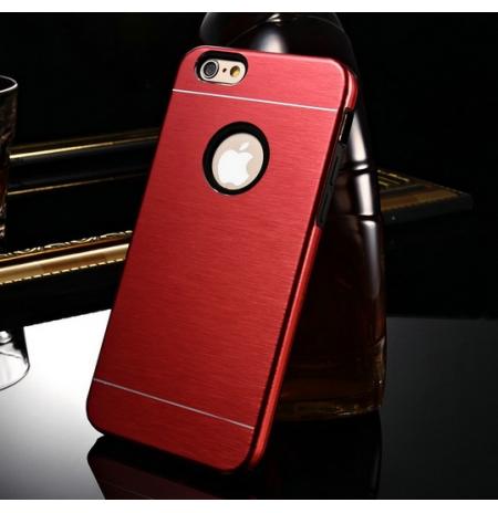 "IPhone 6 ""Red aluminum"" telefono dėklas"