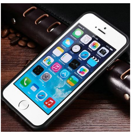"""IPhone 6 """"White line"""" telefono dėklas"""