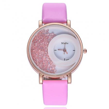 "Pukstelnis ""crystal"", pink"