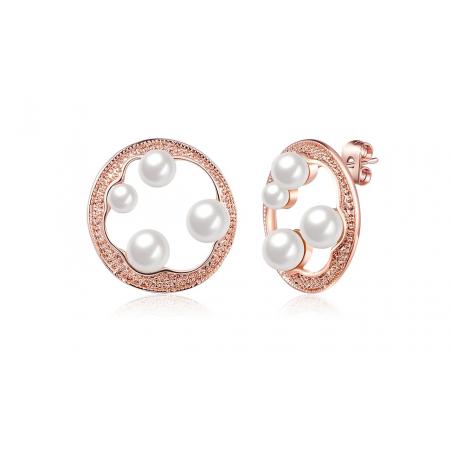 "Auskari ar pērli ""Pearls"""